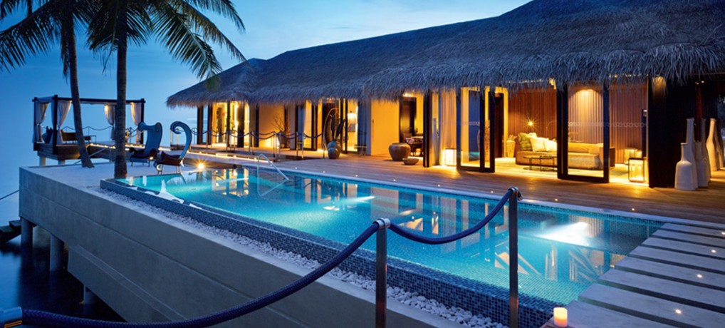 Maldives among the best luxury destinations in the world