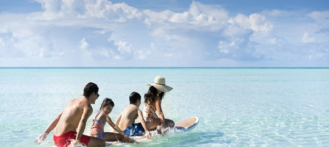 The best kids friendly resorts in the Maldives