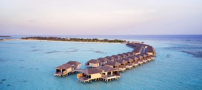 Le Méridien Maldives Resort & Spa is open now