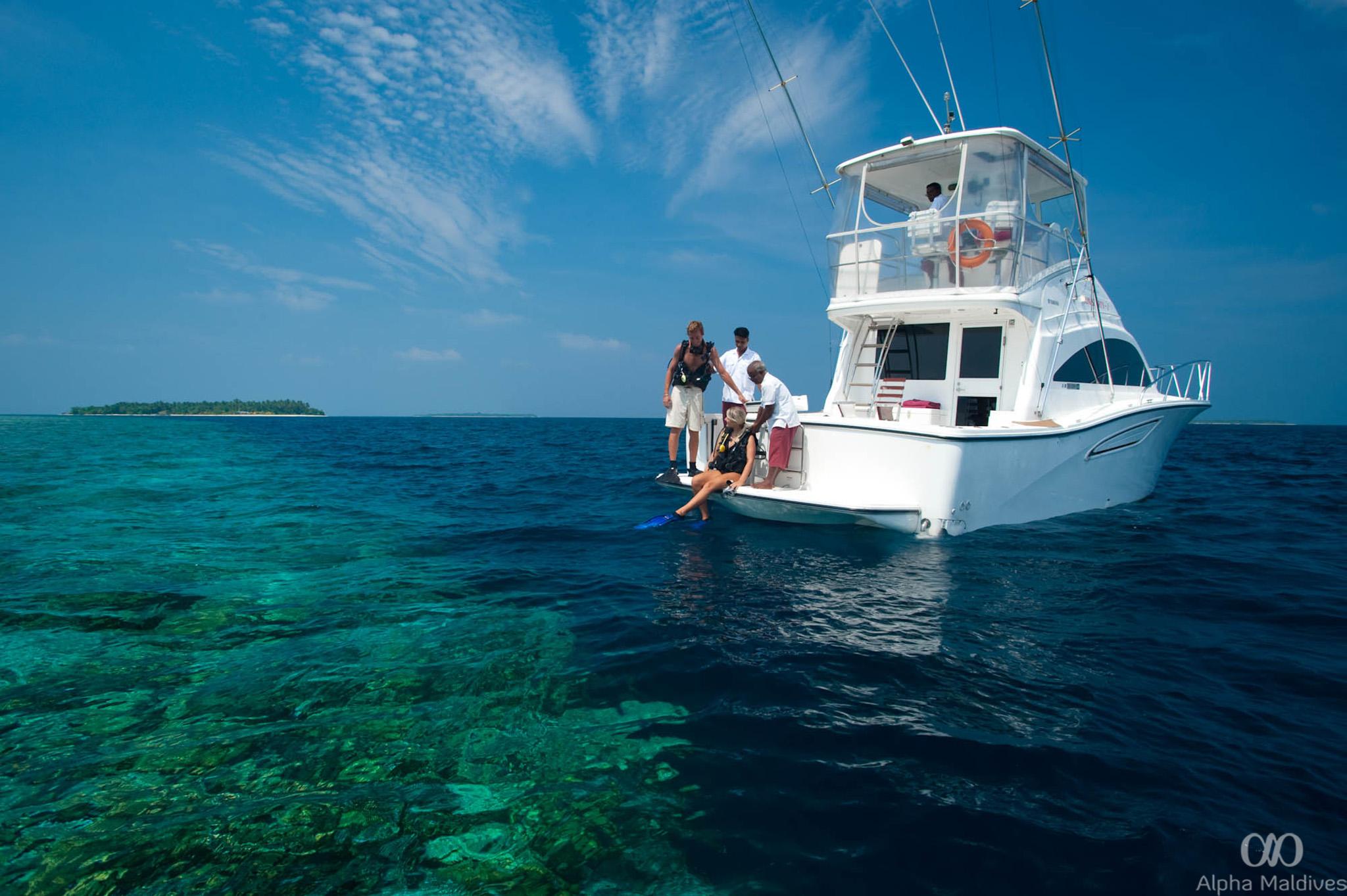 La mejor época para visitar las Maldivas - Monzón temporada 2015
