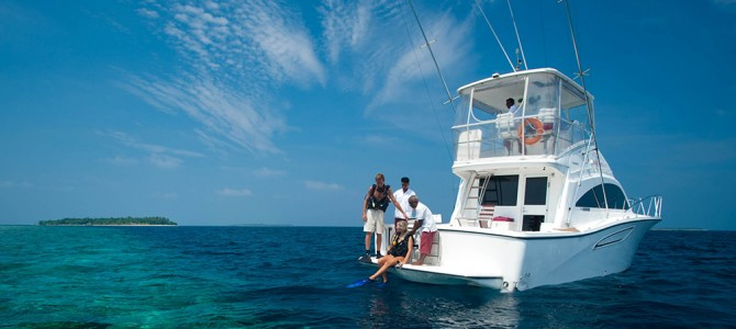 Best Diving Sites in the Maldives
