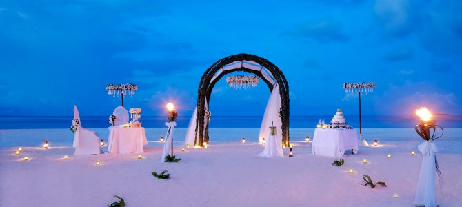Romantic Beaches (& Resorts) to Visit in the Maldives Islands