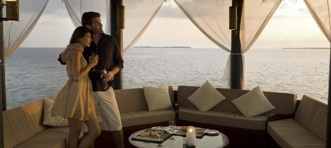 Five Romantic Water Villas in the Maldives