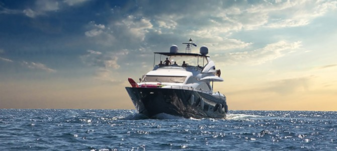 Cruising on a luxury yacht during your  Holidays  in the Maldives