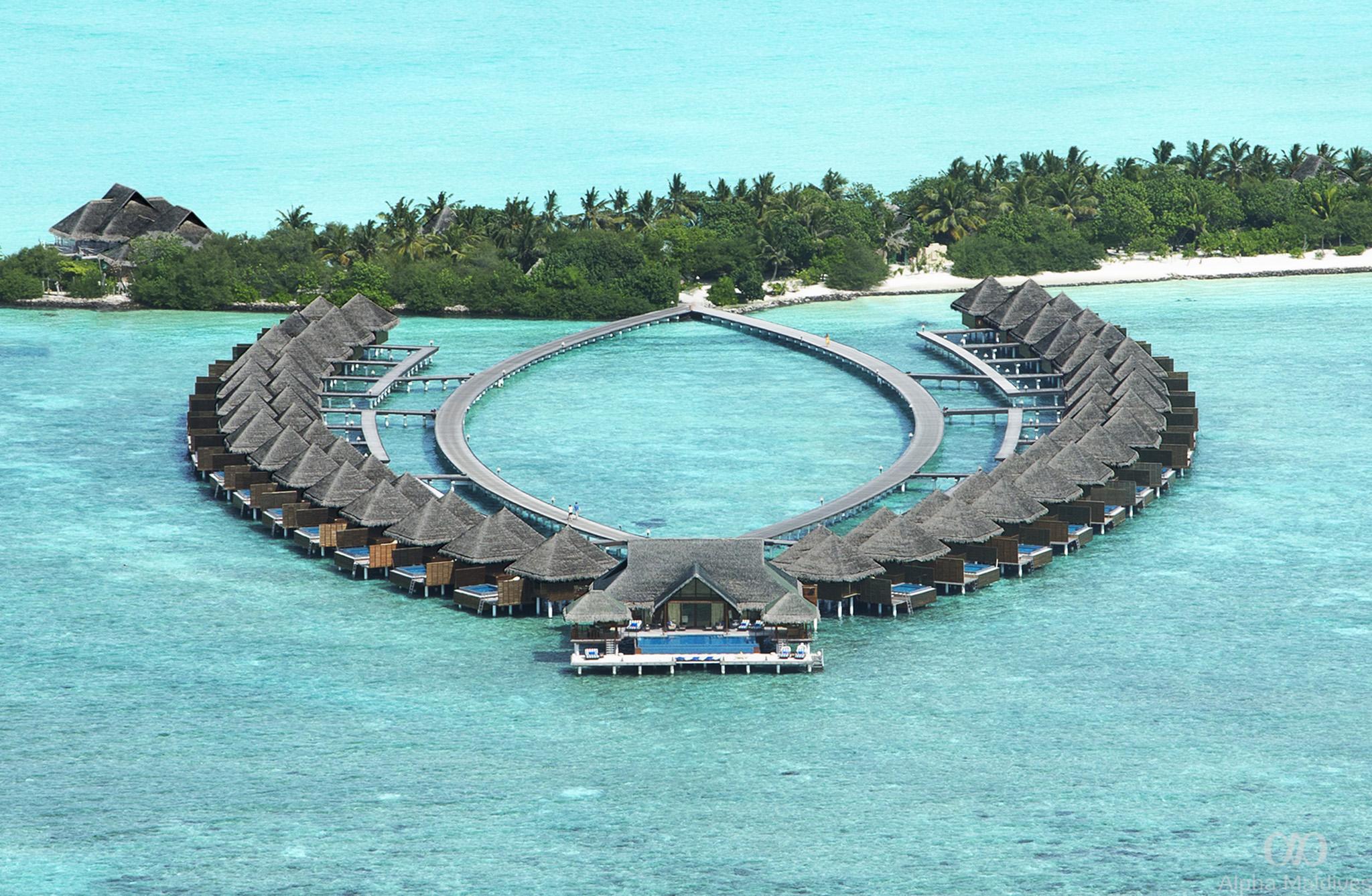 Taj Exotica Maldives awarded by TripAdvisor in 2016 ...