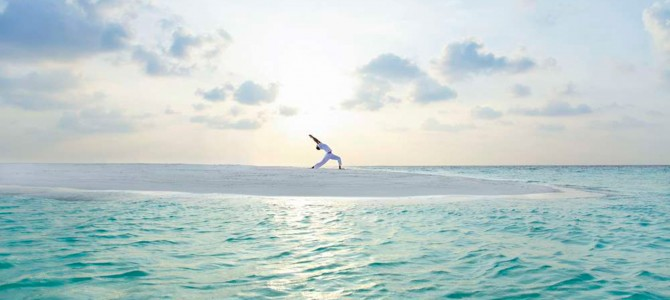 Yoga and Fitness in the Maldives