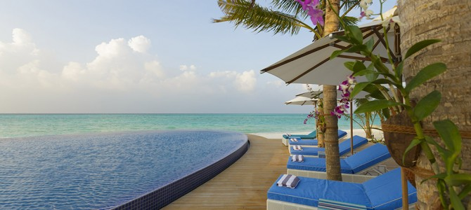 Spending Eid in the Maldives