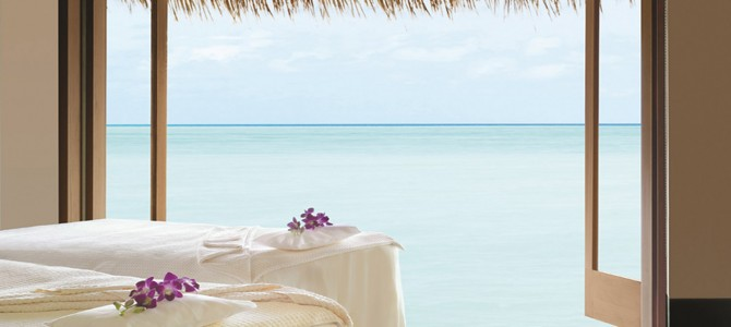 Maldives Spas – Enjoying a Luxurious Massage