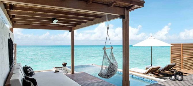 Fairmont Maldives opening  in April 2018
