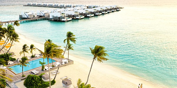 Jumeirah Maldives is open from Oct 01, 2021